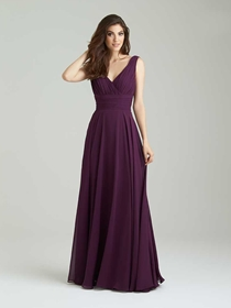 Allure Bridesmaids Bridesmaid Dress Style 1455 | House of Brides