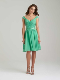 Allure Bridesmaids Bridesmaid Dress Style 1462 | House of Brides