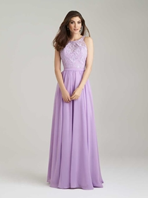 Allure Bridesmaids Bridesmaid Dress Style 1465 | House of Brides