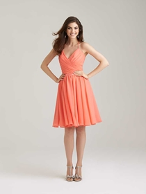 Allure Bridesmaids Bridesmaid Dress Style 1466 | House of Brides