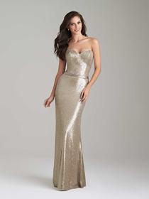 Allure Bridesmaids Bridesmaid Dress Style 1471 | House of Brides