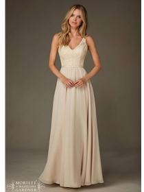 Mori Lee Bridesmaid Dress Style 122 | House of Brides