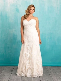 Allure Women Wedding Dress Style W370 | House of Brides