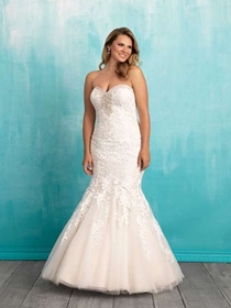 Allure Women Wedding Dress Style W371 | House of Brides