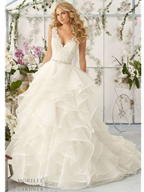 Mori Lee Wedding Dress Style 2805 | House of Brides