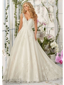 Mori Lee Wedding Dress Style 2813 | House of Brides