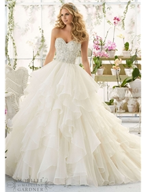 Mori Lee Wedding Dress Style 2815 | House of Brides