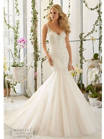 Mori Lee Wedding Dress Style 2823 | House of Brides