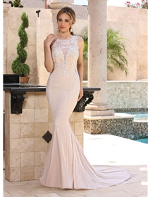 DaVinci Bridals Wedding Dress Style 50371 | House of Brides