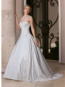 DaVinci Bridals Wedding Dress Style 50352 | House of Brides