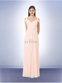 Bill Levkoff Bridesmaid Dress Style 1201 | House of Brides