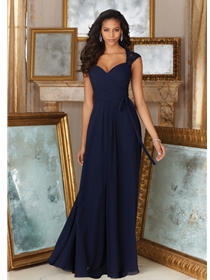 Mori Lee Bridesmaid Dress Style 145 | House of Brides