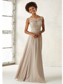 Mori Lee Bridesmaid Dress Style 21522 | House of Brides