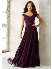 Mori Lee Bridesmaid Dress Style 21523 | House of Brides