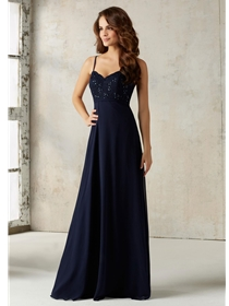 Mori Lee Bridesmaid Dress Style 21526 | House of Brides