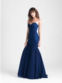 Allure Bridesmaid Dress Style 1507 | House of Brides