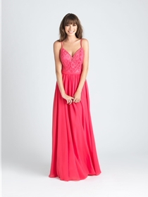 Allure Bridesmaid Dress Style 1512 | House of Brides