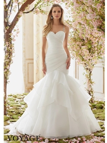Voyage by Mori Lee Wedding Dress Style 6833 | House of Brides