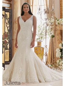 Julietta by Mori Lee Wedding Dress Style 3202 | House of Brides