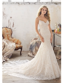 Mori Lee Wedding Dresses Dress Style 8112/Malia | House of Brides