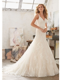 Mori Lee Wedding Dresses Dress Style 8122/Mariana | House of Brides