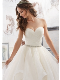 Blu By Mori Lee Wedding Dress Style 5504 Marissa House Of Brides