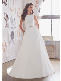 Blu by Mori Lee Wedding Dress Style 5516/Maxine | House of Brides