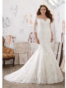 Julietta by Mori Lee Wedding Dress Style 3212/Mia | House of Brides
