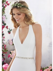 Mori Lee Accessories Bridal Belt Style 11257 | House of Brides