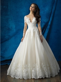 Allure Bridals Wedding Dress Style 9366 | House of Brides