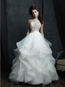 Allure Couture Wedding Dress Style C380 | House of Brides