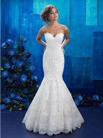 Allure Bridals Wedding Dress Style 9407 | House of Brides