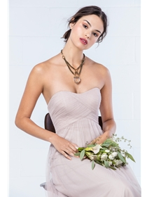 WToo Maids Bridesmaid Dress Style 342 | House of Brides