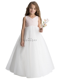 Bill Levkoff Flower Girl Dress Style 111501 | House of Brides