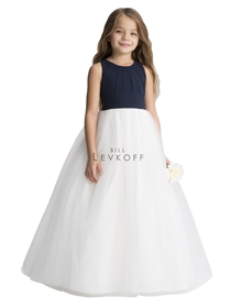 Bill Levkoff Flower Girl Dress Style 116501 | House of Brides