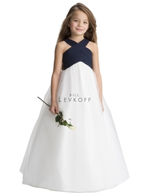 Bill Levkoff Flower Girl Dress Style 121801 | House of Brides