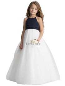 Bill Levkoff Flower Girl Dress Style 126701 | House of Brides