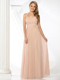 DaVinci Bridesmaid Dress Style 60290 | House of Brides
