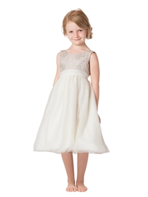Bari Jay Flower Girl Dress Style F6017 | House of Brides