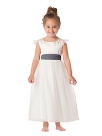 Bari Jay Flower Girl Dress Style F6217 | House of Brides