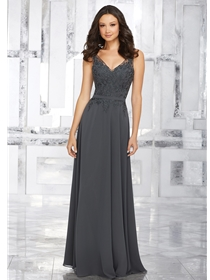 Mori Lee Bridesmaid Dress Style 21544 | House of Brides