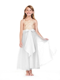 Bari Jay Flower Girl Dress Style F0118 | House of Brides