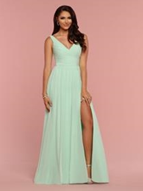 DaVinci Bridesmaid Dress Style 60336 | House of Brides