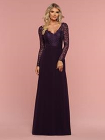 DaVinci Bridesmaid Dress Style 60337 | House of Brides