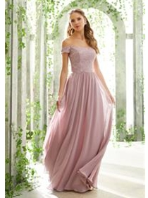 Mori Lee Bridesmaid Dress Style 21602W | House of Brides