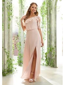 Mori Lee Bridesmaid Dress Style 21603W | House of Brides