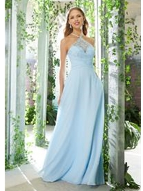 Mori Lee Bridesmaid Dress Style 21609W | House of Brides