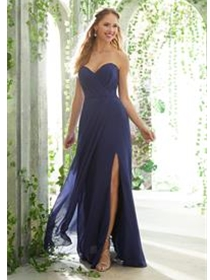 Mori Lee Bridesmaid Dress Style 21611W | House of Brides