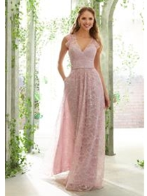Mori Lee Bridesmaid Dress Style 21620 | House of Brides