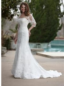 Sale Wedding Dresses Wedding Dress Style 004  |  House of Brides